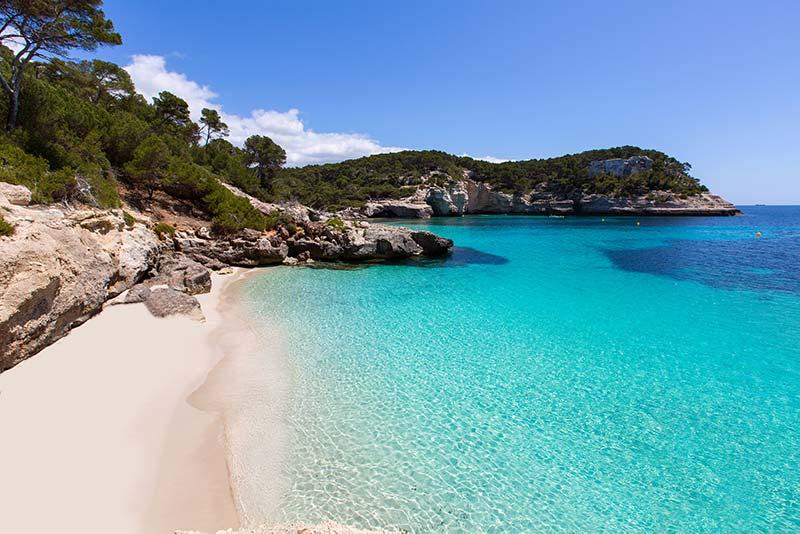 Retiro en Menorca