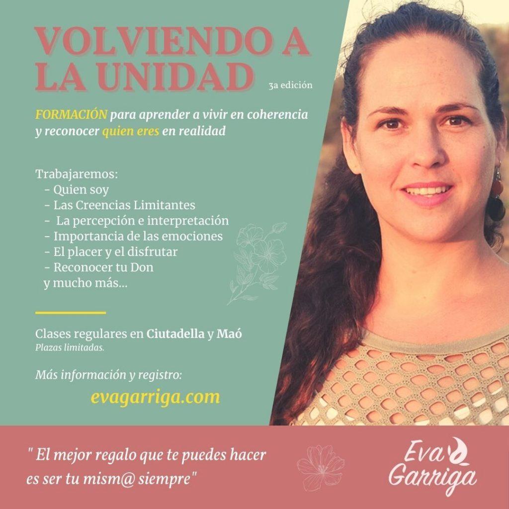 Volviendo a la Unidad - Eva Garriga
